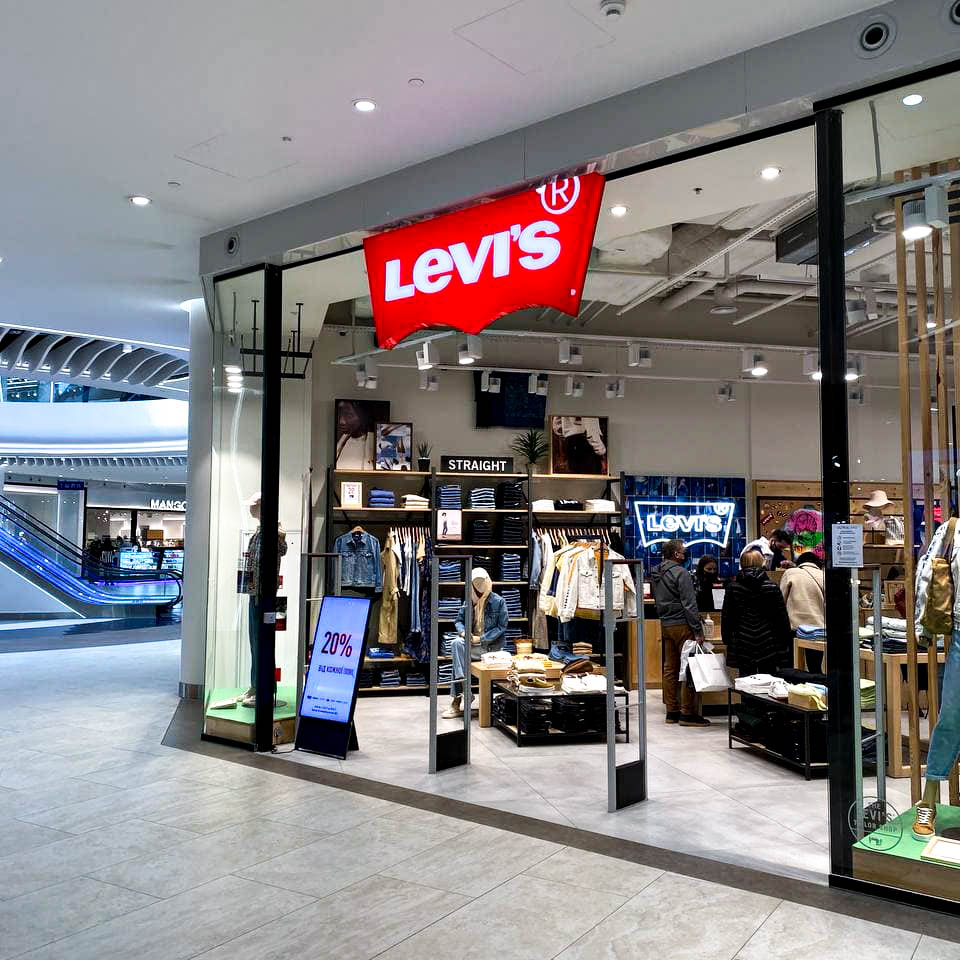 Levi's ТРЦ River Mall