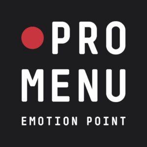 Pro Menu Logo